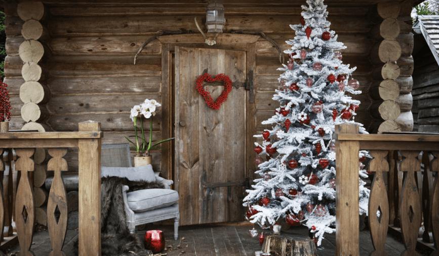 Entrega del premio del concurso de fachadas navideñas